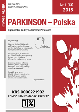 Parkinson – Polska
