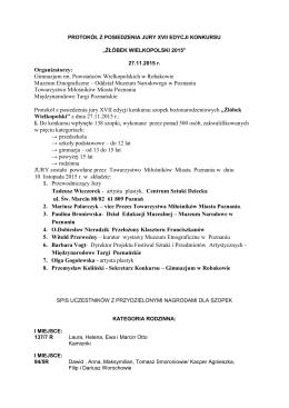 tutaj PDF - Muzeum Narodowe w Poznaniu