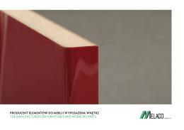 Folder Melaco 2015