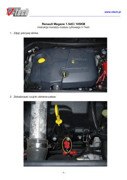 Renault Megane 1.5dCi 105KM