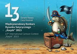 Katalog KARPIK 2015