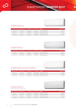 Cennik Fujitsu 2015