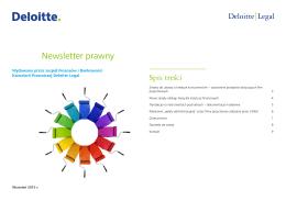 Newsletter prawny