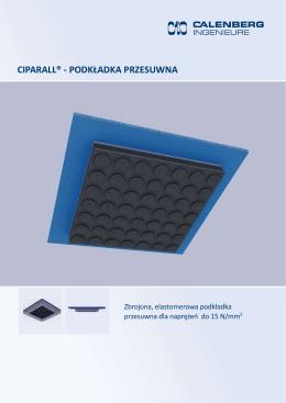 ciparall - JORDAHL & PFEIFER Technika Budowlana Sp. z oo