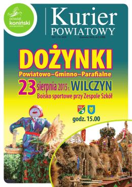 Kurier Powiatowy – czerwiec 2015, nr 2 (108)