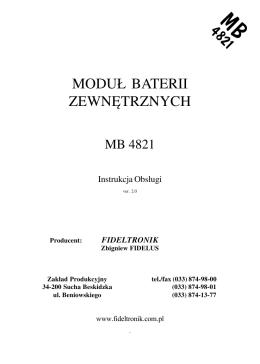 Fideltronik Instr-MB4821 ver2_0