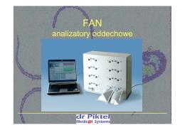 FANci2-analizator oddechowy
