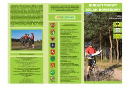 Bursztynowy Szlak Rowerowy (ulotka pdf)