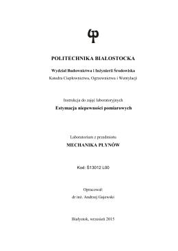 2 - Politechnika Białostocka