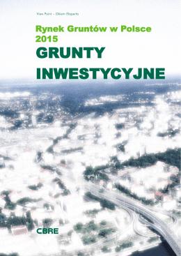 Rynek Gruntów w Polsce 2015