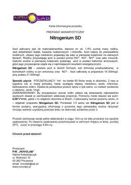 Nitrogenium SD