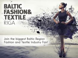 Prezentacja Baltic Fashion&Textile_2015_PL