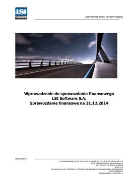 pobierz - LSI Software SA