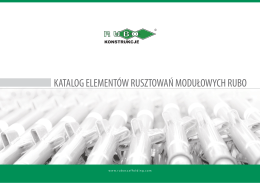 Katalog RUBO RK - Rubo Scaffolding