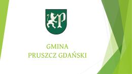 gmina pruszcz gdański - Urząd Gminy Pruszcz Gdański