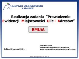 2015 07 Pismo wojewody malopolskie prezentacja
