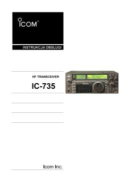 IC-735 - SP9XUH