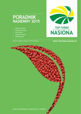 Top Farms Nasiona - Top Farms Agro Sp. z oo