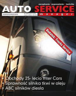 Obchody 25- lecia Inter Cars • Sprawność silnika tkwi w