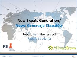 Nowa generacja ekspatów - Fundacja Liderek Biznesu