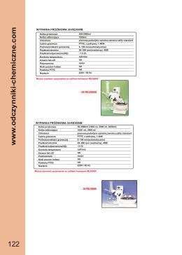 Wyparki, autoklawy - Odczynniki Chemiczne