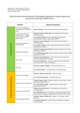 Nr 329-2015 zal. nr 1 - WRPO na lata 2007-2013