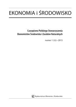 52 - Fundacja Ekonomistów Środowiska i Zasobów Naturalnych