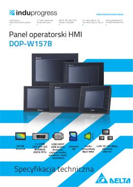 HMI DOP-W157B.cdr