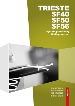 TRIESTE SF40 SF50 SF56