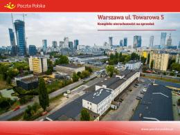 Prezentacja korporacyjna Poczty Polskiej