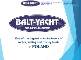 Balt-Yacht