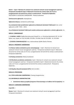 zobacz - Spółka Restrukturyzacji Kopalń S.A.