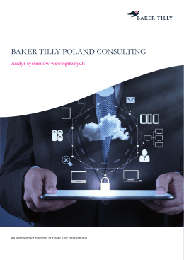 BAKER TILLY POLAND CONSULTING