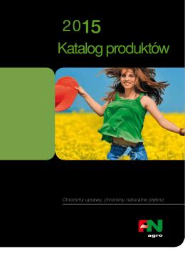 Katalog produktów