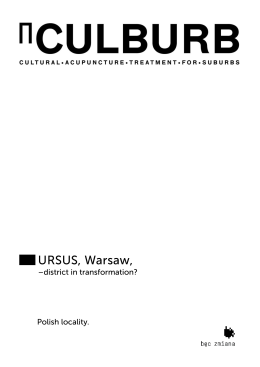 URSUS, Warsaw