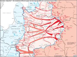 """Operation """"Bagration"""" - Die sowjetische Offensive gegen die"""