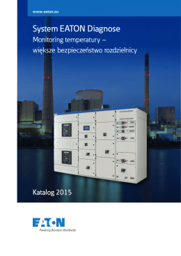 System Eaton Diagnose - Katalog 2015