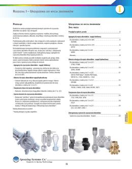 rozdział i – urządzenia do mycia zbiorników