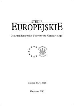 EUROPEJSKIE - Centrum Europejskie Uniwersytetu Warszawskiego