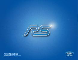 Cennik ogolny Ford Focus RS