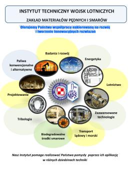 INSTYTUT TECHNICZNY WOJSK LOTNICZYCH - MPS