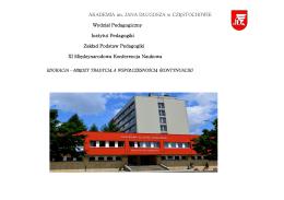 PROGRAM KONFERENCJI (format)