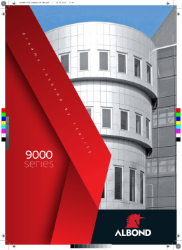 ALBOND 9000 KARTELA EN WEB