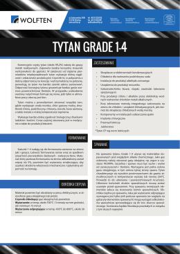 tytan grade 1-4