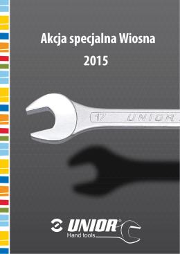 UNIOR - Akcja specjalna Wiosna 2015