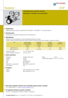 DHP - Air Liquide Poland
