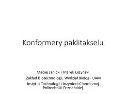 E - Konferencja użytkowników KDM