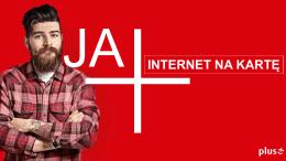 JA+ Internet na Kartę - Plus wprowadz