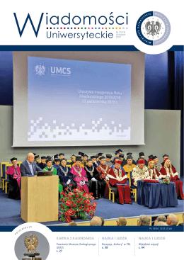 WU 218_net - System ZEUS UMCS