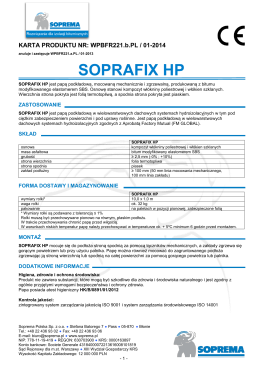 soprafix hp